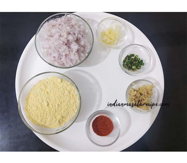 saag-ingredients