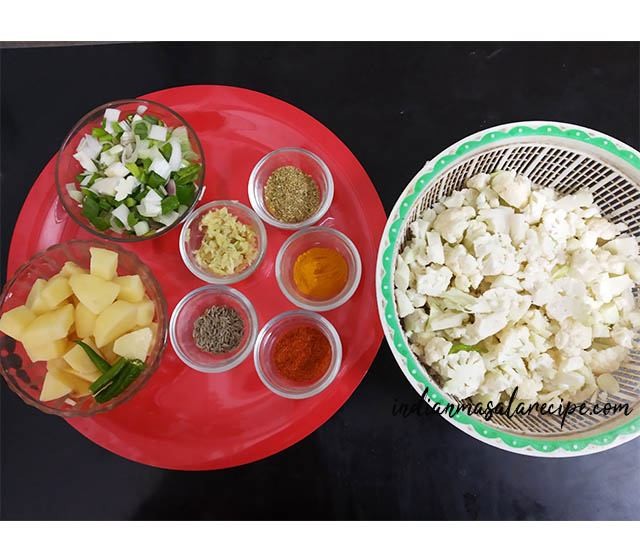 ingredients-of-aloo-gobi-recipe