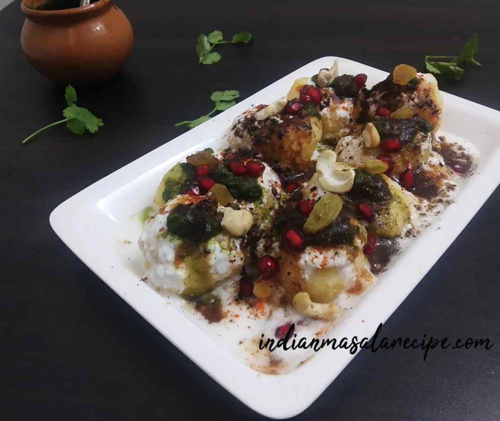 Dahi-bhalle-chaat-recipe