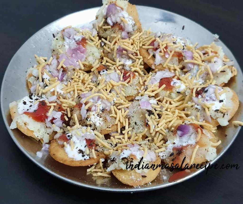mouthwatering-sev-puri-recipe