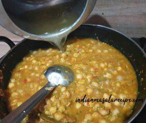 Chana-recipe