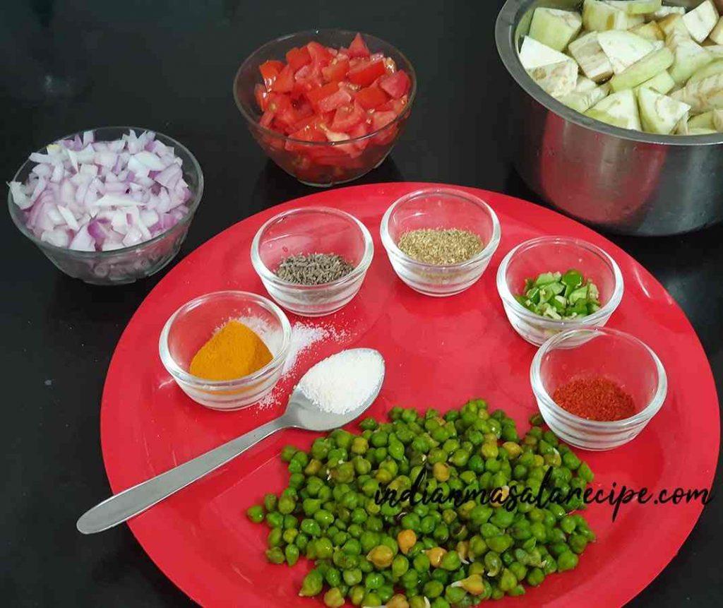 ingredients-for-chole-baingan-ki-sabzi