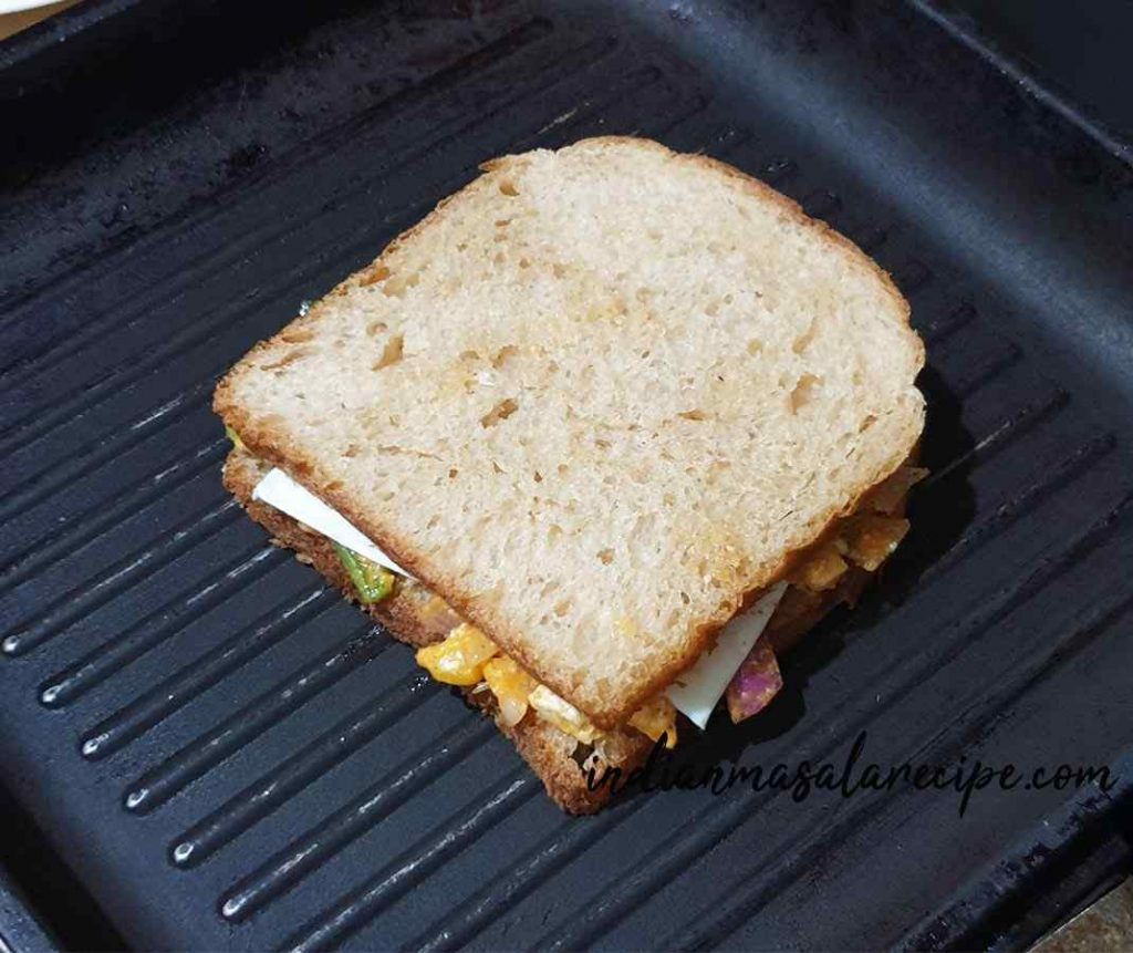 Cheese-sandwich-recipe