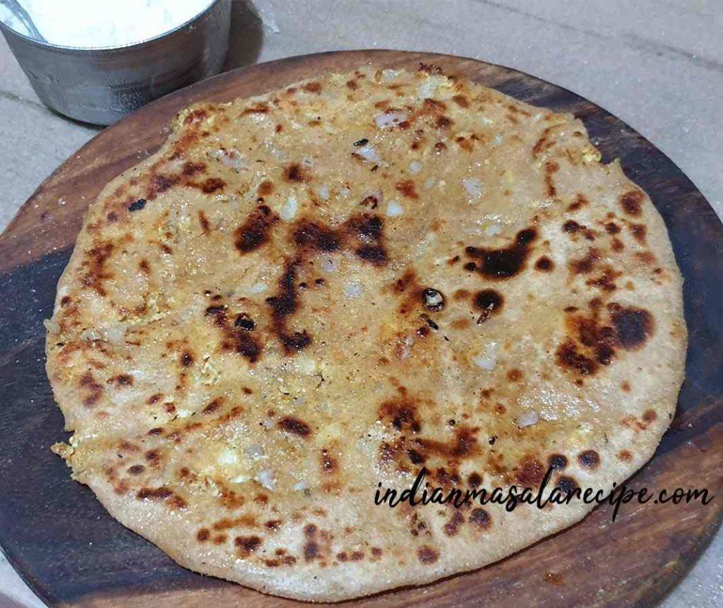 how-to-make-paneer-paratha