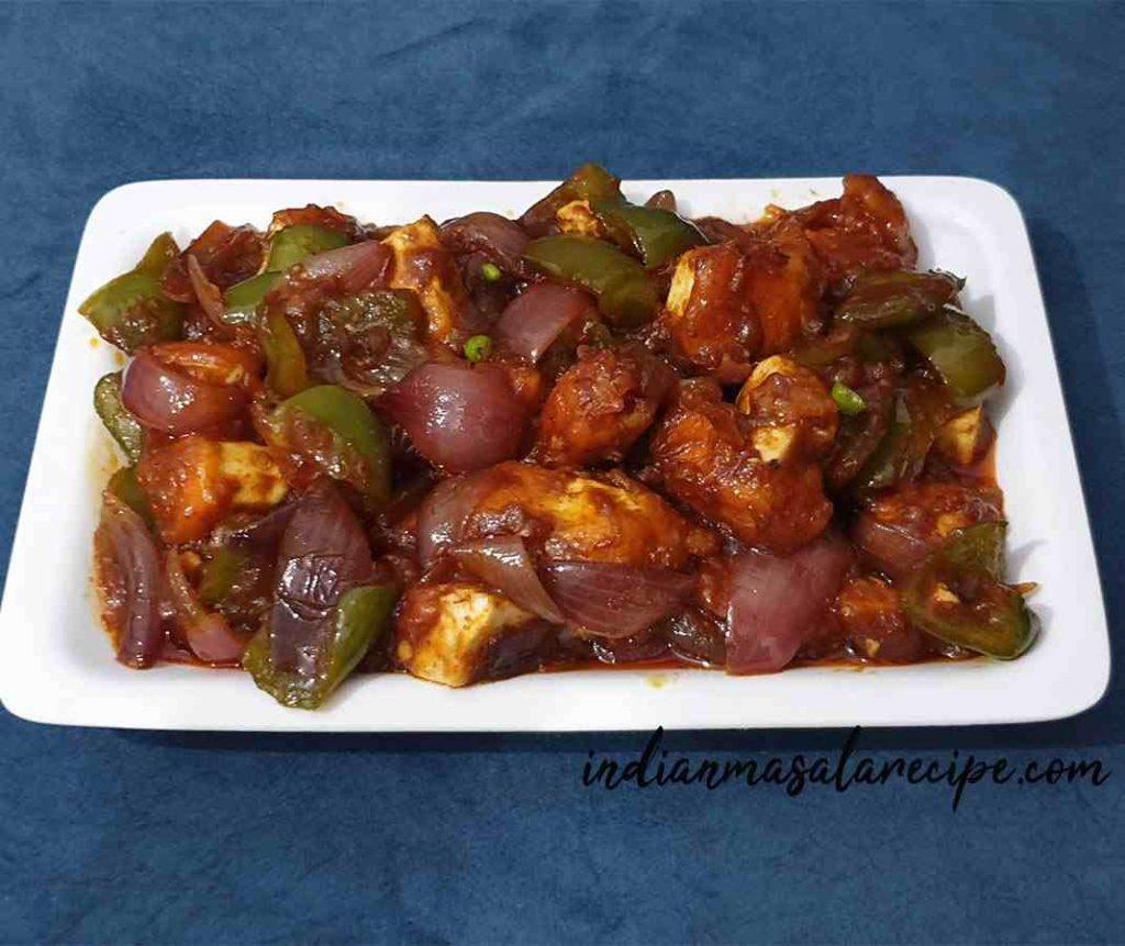 delicious-dry-chilli-paneer-recipe