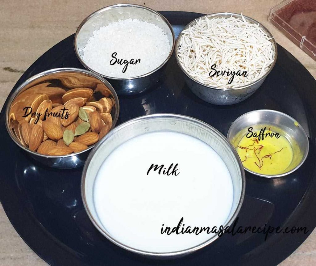 ingredients-for-seviyan-kheer