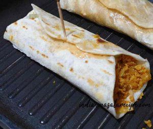 tasty-soya-bhurji-frankie-recipe