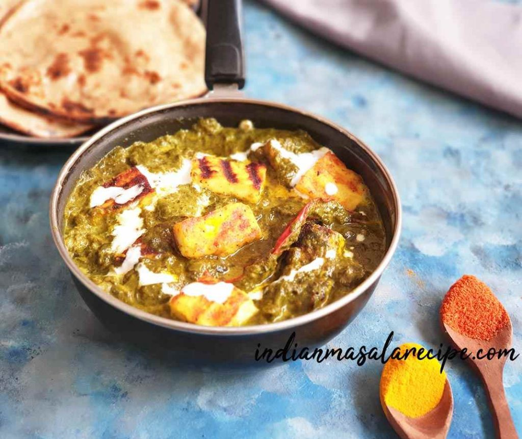 Delicious-palak-paneer-recipe-in-punjabi-style