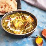 Delicious-palak-paneer-in-punjabi-style