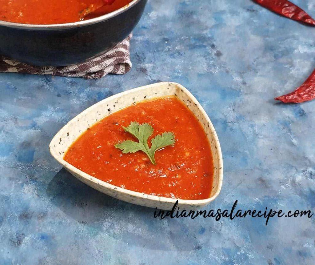 Yummy-momos-chutney-recipe