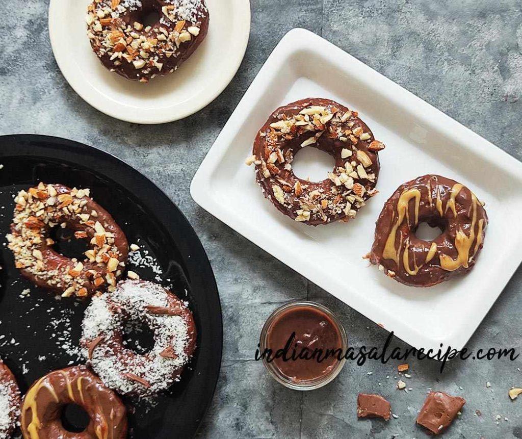Tasty-Chocolate-donut-recipe